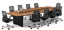 [FURN_6741] Large Meeting Table